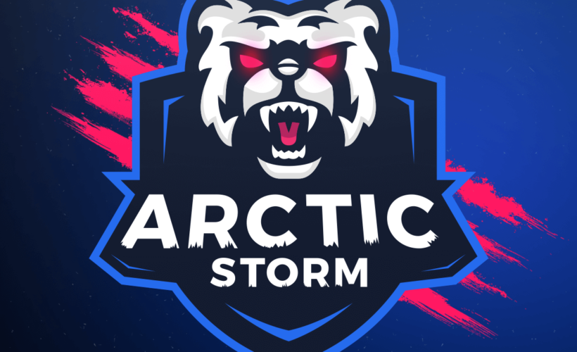 Branding and Website Arctic Storm